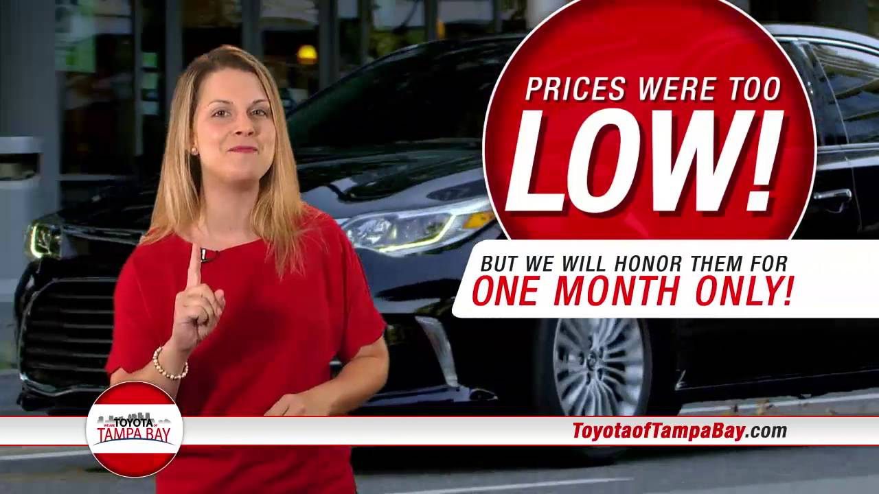 toyota car of your beautiful dealer used fl for in best dealership stadium modern tampa family