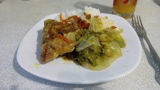 Быстрая ВКУСНЯШКА из курицы с овощами
