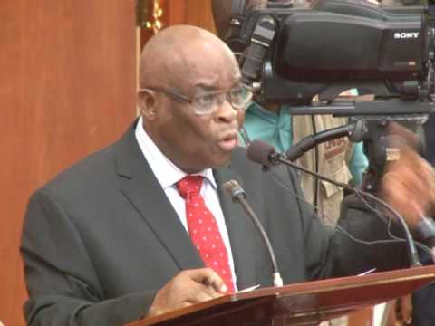 Senate Confirms Justice Onnoghen As The New Justice Of Nigeria.