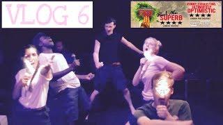TRIBE VLOG  6 | Backstage Business