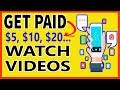 5 Apps to Make Money Watching Videos (Super Easy)