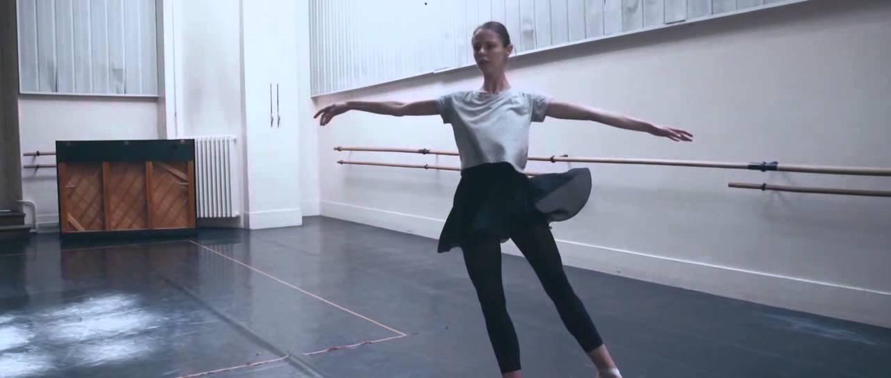 "Superbe danse au ralenti / Beautiful slow motion ballet mashup (""Relève"", Benjamin Millepied) [HD]"