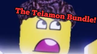 Reviewing the Telamon Bundle in Guesty on Roblox!