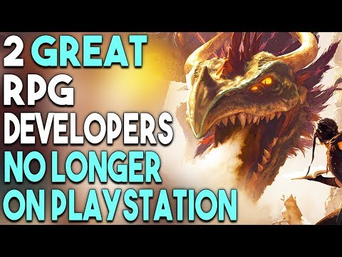 2 RPG Developers Won't Be Making PS4 Games Anymore And New Game Announcements Coming Soon!