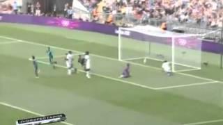 Mexico vs Senegal 4-2 Juegos Olímpicos Tv Azteca 2012