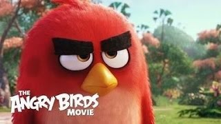 Сердитые Птички в Кино - Angry Birds Movie - Русский HD Трейлер 2016