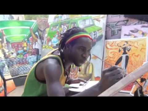 Drissa Konaté - Artiste plasticien de Bamako