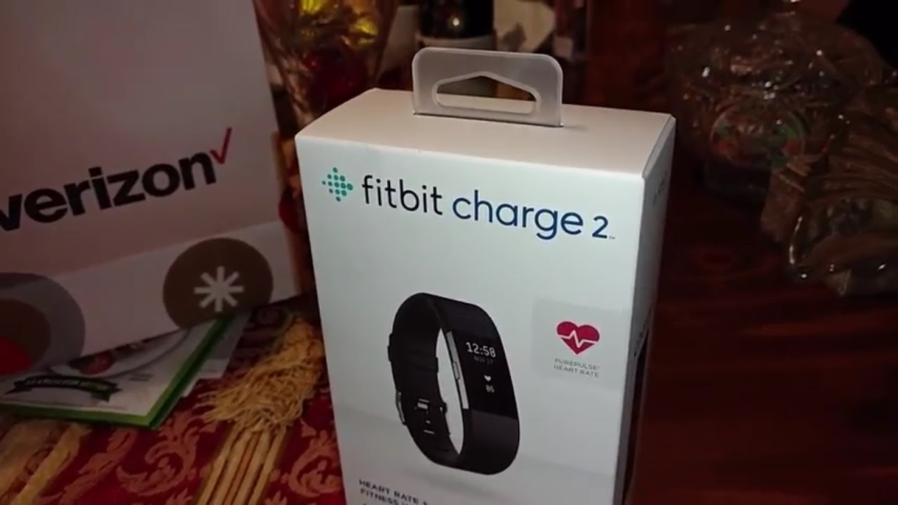 Fitbit charge 2 initial set up process  - VOTD