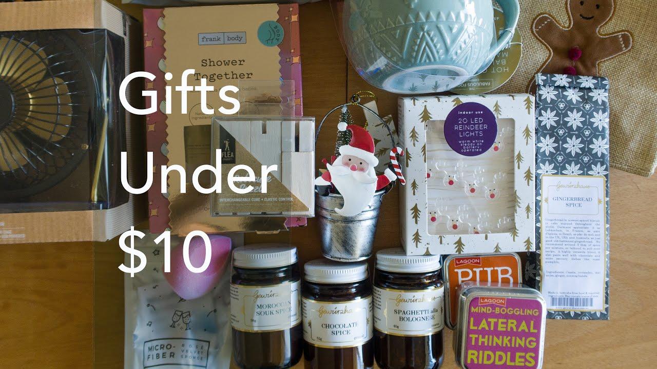 Gifts Under $10  Kris Kringle, Secret
