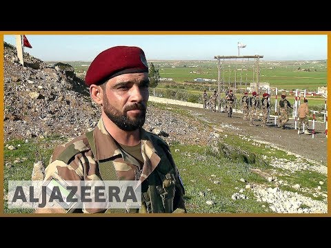🇹🇷 Turkish forces conduct military exercises on Syria border l Al Jazeera English
