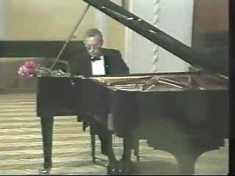 Daniel Pollack performs Mephisto Waltz