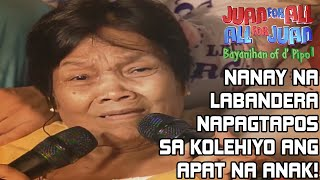 Juan For All, All For Juan Sugod Bahay | May 21, 2019