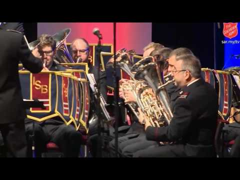 The International Staff Band of The Salvation Army perform 'All to Jesus'.