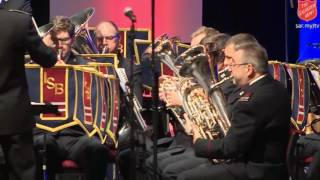 The International Staff Band of The Salvation Army perform 'All to Jesus'. - Stafaband