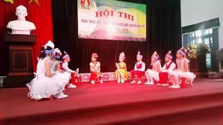 Hội thi phụ trách sao giỏi huyện Đại Từ