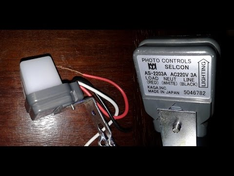 hqdefault how selcon photocell work ?? with circuit diagram selcon photocell selcon photocell wiring diagram at nearapp.co