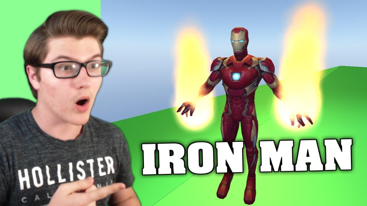 Roblox Strucid Iron Man | Free Robux Survey 2019