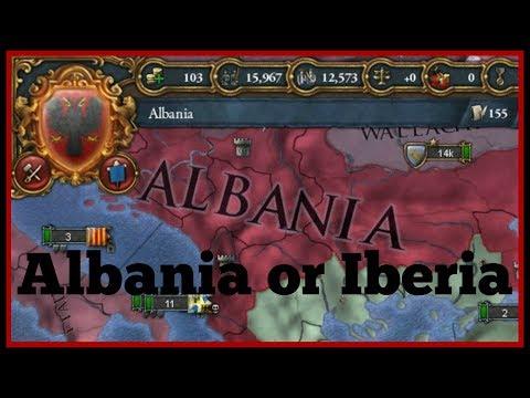 Opening move: Albania