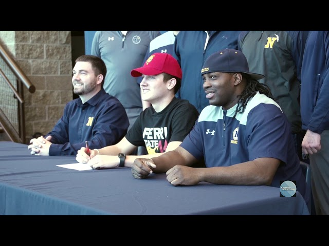 PHN holds a signing day to be remembered