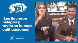 Andrea Escalona y Pablo Montero ya no quieren estar sentenciados | Cuéntamelo Ya! | Las Estrellas