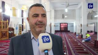 استمرار الاستعدادات لأداء صلاة الجمعة في المساجد 2/6/2020