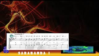 """CDA-GP25 """"SARABANDA 1&quo…"""