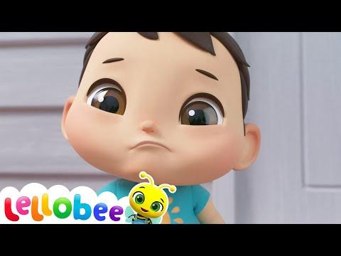 Rain Rain Go Away | Jumping In Puddles | ABCs 123s | Kids Videos | Moonbug Kids After School