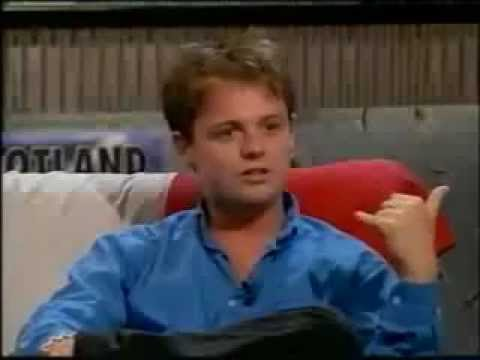 Ant and Dec interview 1998 (fantasy football league)