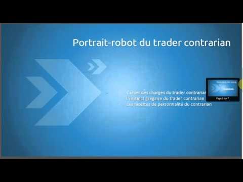 Le portrait robot du trader contrarian par Caroline Domanine
