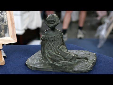 Preview: 1924 Paul Troubetzkoy Bronze Sculpture | Vintage Los Angeles | ANTIQUES ROADSHOW | PBS