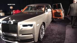 رولز رويس فانتوم 2018 قصر الفخامه المتحرك Rolls Royce Phantom  2018