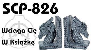 SCP-826 - Wciąga Cię W Książkę