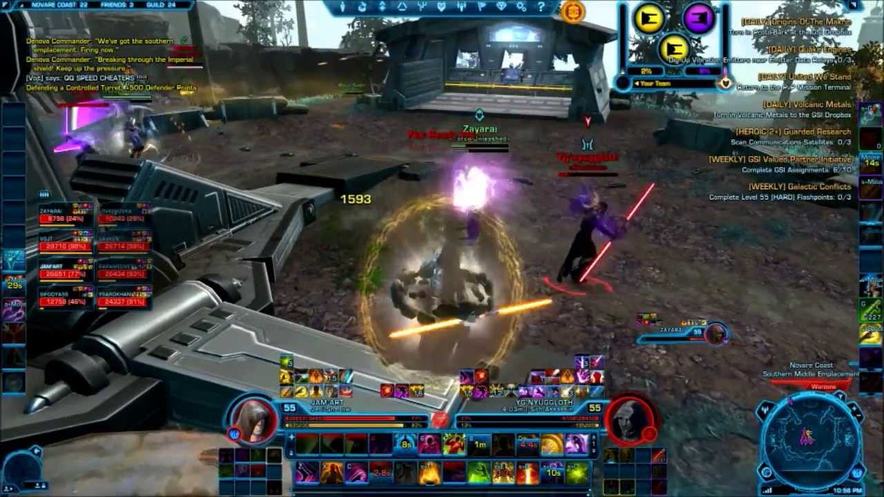 swtor unleashed