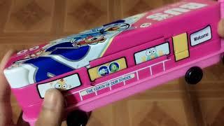Hộp bút 2 tầng xe Bus - Shop Bé Bụ Bẫm Hà Nội