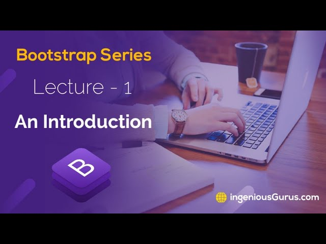 Bootstrap Series with AK - Lecture 1 - Urdu/Hindi