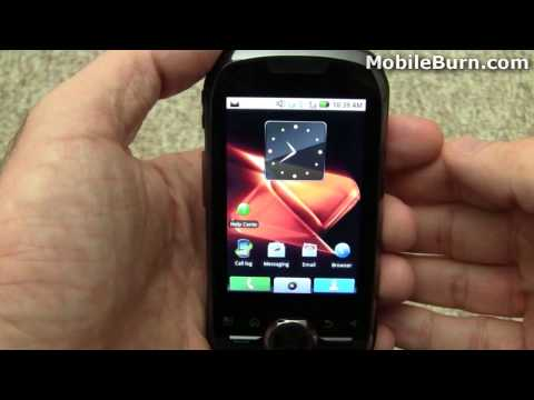 Motorola i1 Android smartphone for Nextel and Boost Mobile - part 1 of 2