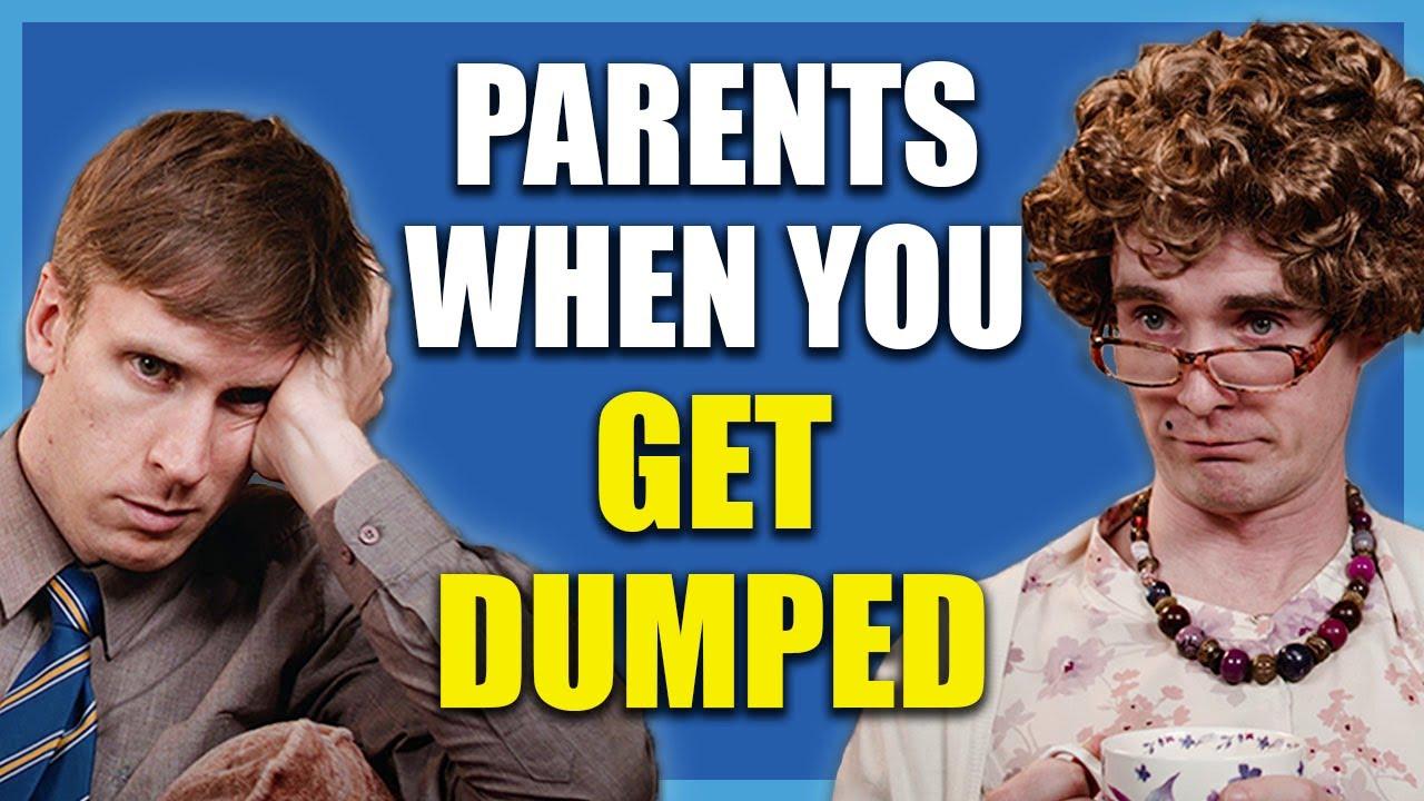Parents when you get Dumped | Foil Arms and Hog