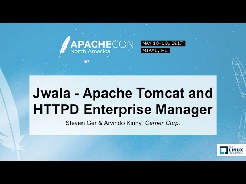 Jwala - Apache Tomcat and HTTPD Enterprise Manager - Steven
