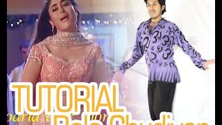 Bole chudiyan tutorial dance Bollywood by RubenDanAc