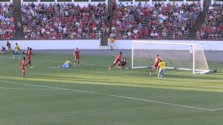 Highlights: Richmond Kickers 0-3 Crystal Palace