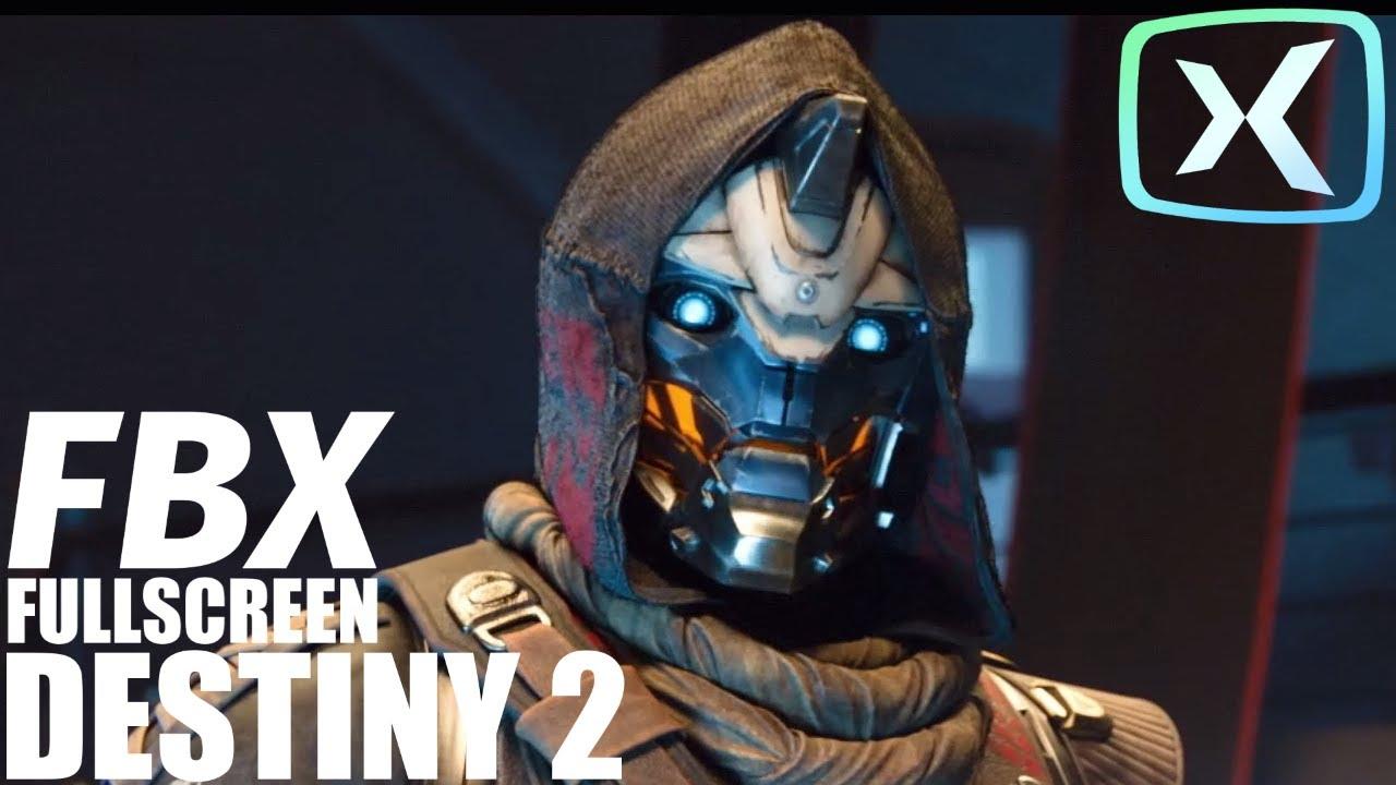 FBX SCREEN RECORDING: Destiny 2