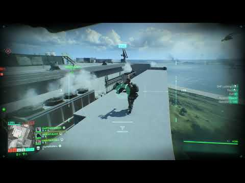 Дроны-бомбы Battlefield 2042 beta
