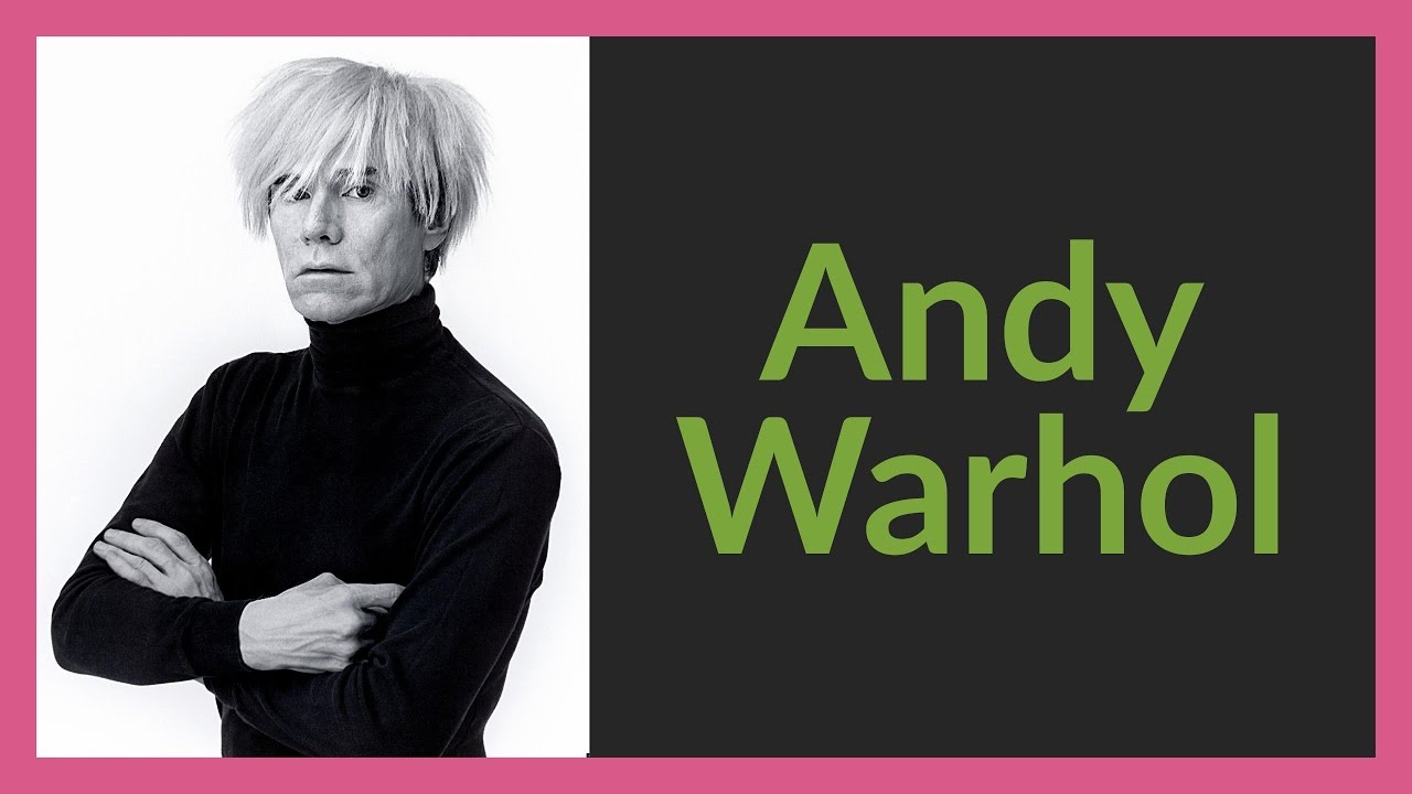 andy warhol para ni os youtube. Black Bedroom Furniture Sets. Home Design Ideas