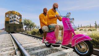 GTA 5 Crazy Los Santos Compilation #9 (GTA V Fails Funny Moments Cars Crashes thug life)