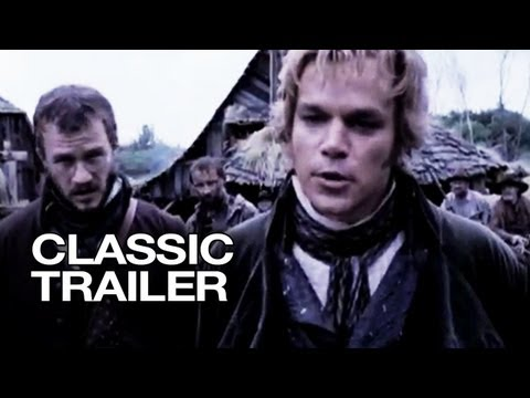 The Brothers Grimm (2005) Official Trailer #1 - Heath Ledger Movie HD