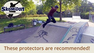 Best Protective & Reflective Gear - G-Form Pads - Inline Skating Know How Basics #1