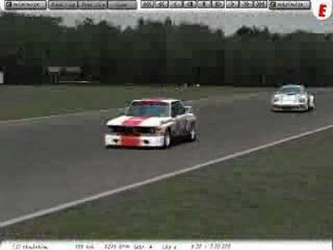 Historic GT & Touring Cars  online race