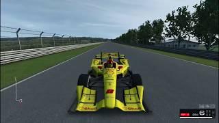 Raceroom- FR US (Indycar) at Nordschleife