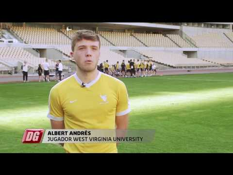 WVU Men's Soccer Feature on Spain's Gol Television