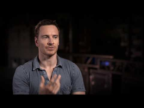 "Assassin's Creed ""Cal Lynch / Aguilar"" Behind The Scenes Interview - Michael Fassbender"